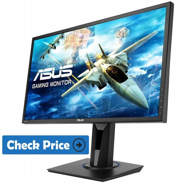 ASUS VG245H cheap gaming monitor
