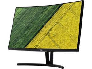Acer ED273 Cheapest Curved Gaming Monitor for xbox
