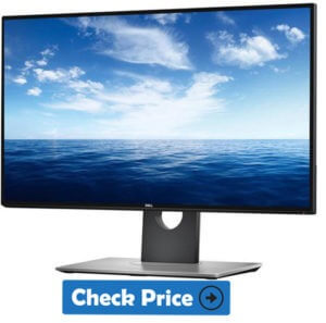 Dell U2518D gaming monitor ps4