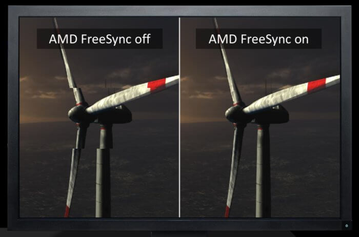 G-Sync FreeSync in monitor for gaming under 200