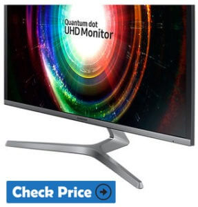 Samsung U28H750 Monitors for Xbox One game