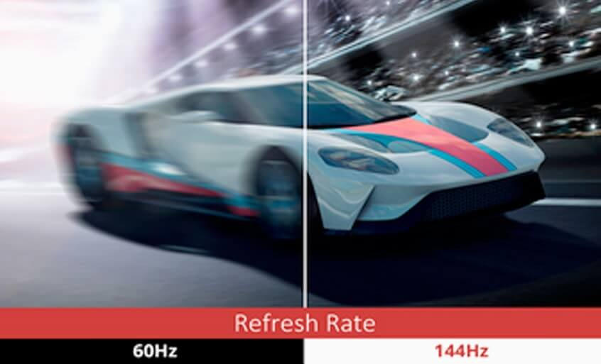 cheap gaming monitor under 100 in 2019 refresh rate