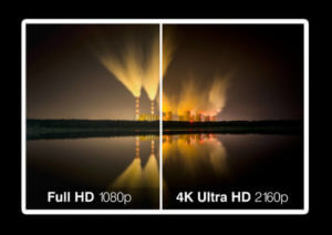 4k resolution for editing monitor