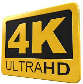 4k video on pc