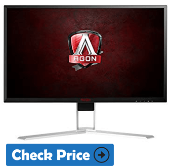 AOC AGON AG271QX top monitor for games under 400