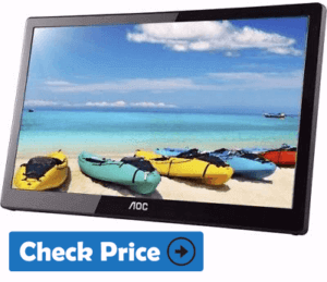 AOC I1659FWUX portable monitor for laptop