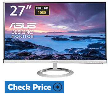 ASUS DESIGNO MX27UC Monitor for Macbook pro