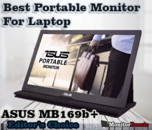 Best portable monitor for laptop
