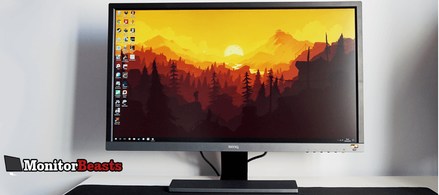 Cheap Gaming Monitor under 100 in 2019