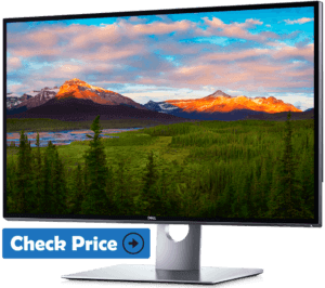 Dell UltraSharp UP3216Q monitor for video editing
