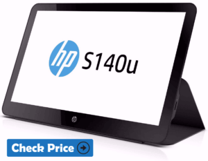 HP Elite G8R65AA portable monitor for laptop