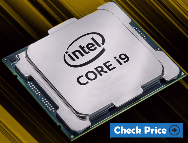 Intel Core i9-9900K processor for 4k video