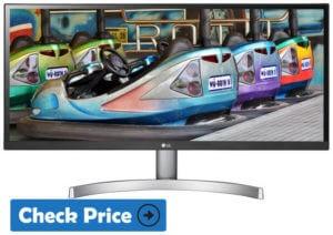 LG 29WK600 video editing monitor