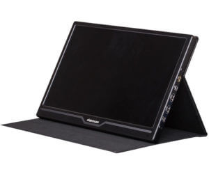 Stand & Smart Cover portable monitor