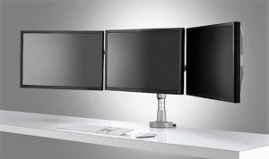 best monitors programming triple monitor setup