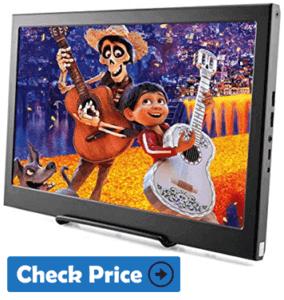 elecrow portable game monitor