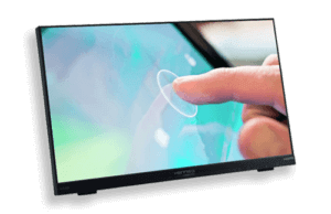 touch screen monitor type
