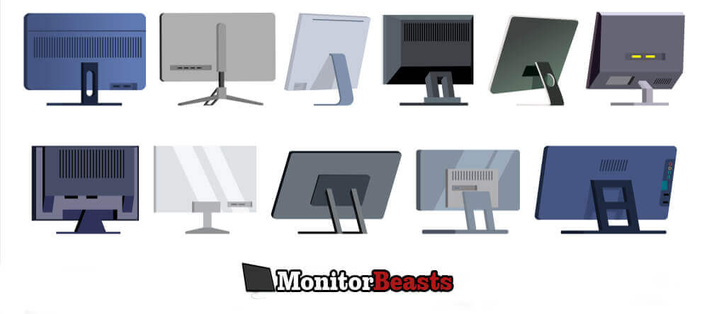 type of monitors