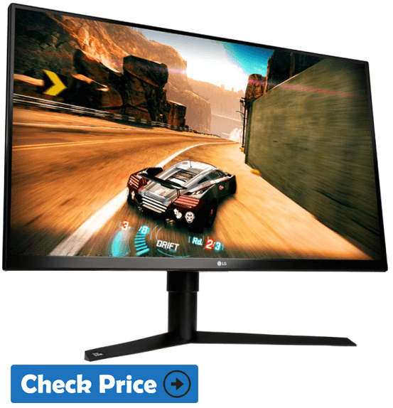 LG 32GK850G best monitor 144p