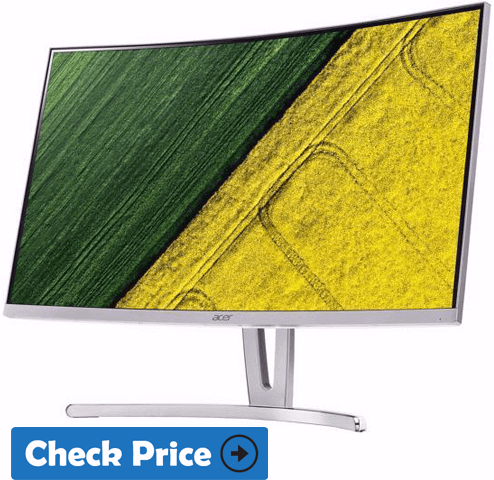 Acer ED273 gaming monitor under 200