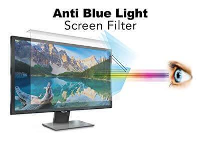 Best Monitor For Eye Strain anti blue light screen filter