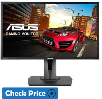 ASUS MG248Q 144hz monitor with cheap price