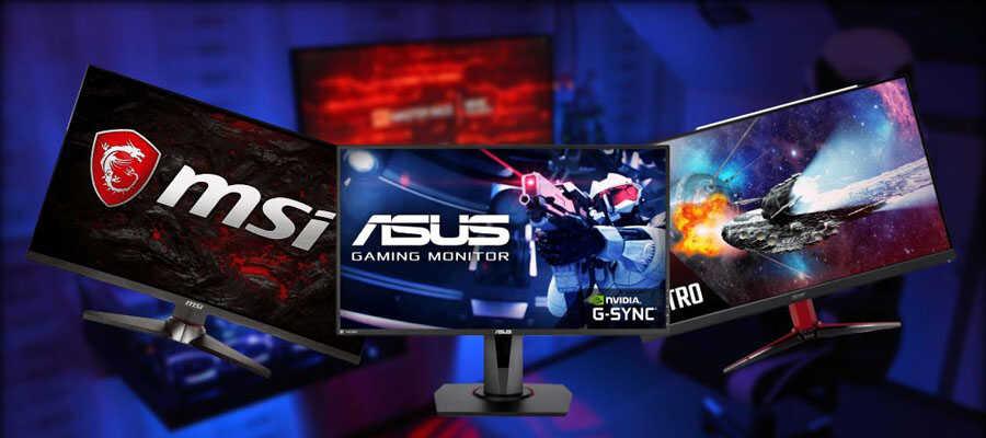 Best Gaming Monitor Under $ 200 144hz