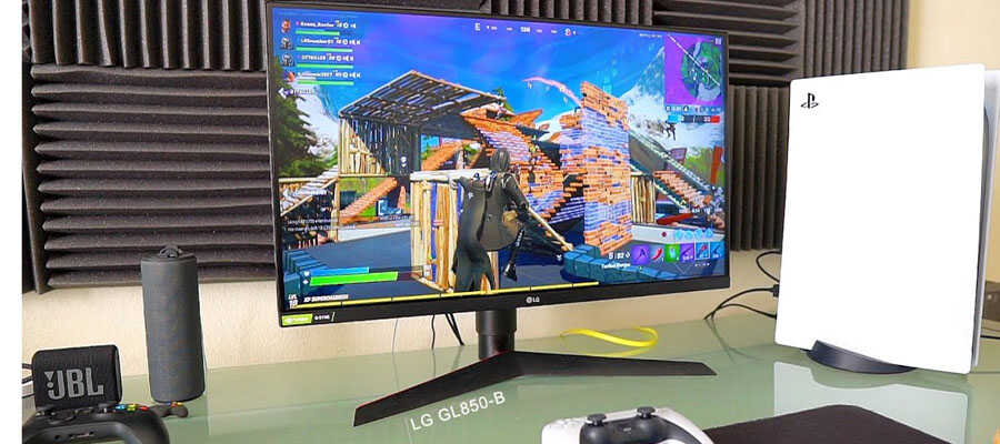Best 4k Gaming Monitor For ps5
